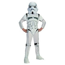 Star Wars Stormtrooper Classic Niño Disfraz Pequeño (edades