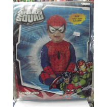 Dr.veneno Disfraz Marvel Super Hero Squad Spider Pan