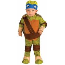 Disfraz Tortugas Ninja Raphael Leonardo Nickelodeon Fiesta