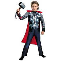 Disfraz De Thor Para Niño The Avengers