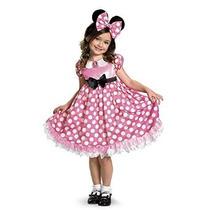 Disfraz Mickey Mouse Clubhouse Minnie Resplandor En El Traje