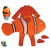 Disfraz Pez Nemo De Buscando A Nemo Niño Niña