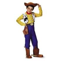 Toy Story 2: Woody Costume Deluxe - Variación De Padres