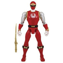 Power Rangers Súper Megaforce - 5 Action Hero Tormenta Ninj