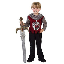 Scarlet Knight Disfraz De Halloween - Niño Tamaño 2t-4t