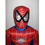 Padrisimo Disfraz Hombre Araña Spiderman Musculoso Crz