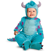 Disfraz Monsters University Sulley Mike Niño Niña Bebe