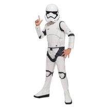 Disfraz Talla 4 A 6 Años Stormtrooper Star Wars Niño