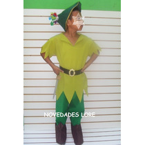 Disfraz Peter Pan Disfraces Primavera Campanita Hombre Araña