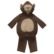 Mono De Halloween Costume Set Carters Niños Bebés