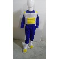 Disfraz Tipo Dragon Ball Goku Vegeta Picoro