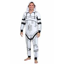 Pijama Mameluco De Stormtrooper Star Wars Para Adultos