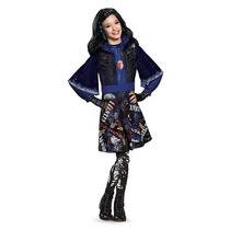Nuevos Disfraz Evie Deluxe Disney Descendientes Importado E