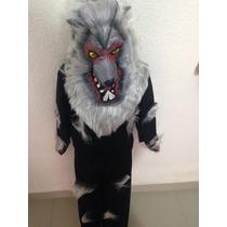 Disfraz Hombre Lobo Niños Halloween