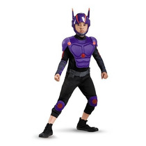 Disfraz Hiro Deluxe Big Hero 6 Grandes Heroes Disney Fiest