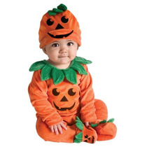 Rubie Traje Mi Primer Halloween Poca Calabaza Jumper Vestuar