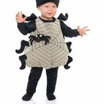 Disfraz De Araña Gris Old Navy 24 Meses Halloween