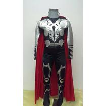 Avengers Disfraz Niño,thor, Flash,iron Man, Premium
