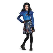 Nuevos Disfraz Evie Clasico Disney Descendientes Importado E