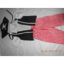 Disfraz Disfraces Bebe Niñ Pirata Fiesta