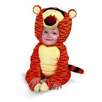 Niños Tigger Del Traje De Halloween 2t