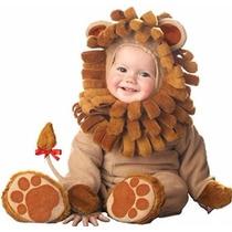 Disfraz Incharacter Para Bebe De Leon