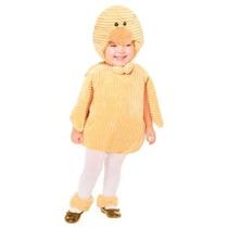 Elope Vestuario Pato X-pequeño / Niño 2t-4t