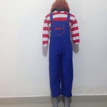 Disfraz Chucky Choky Niños