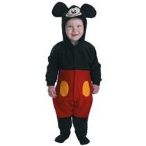 Mickey Mouse Infantil Disfraz Disfraz Inc Unisex Niño De Dis