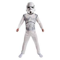 Storm Trooper De Vestuario Para Niños