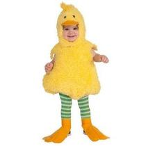 Traje Mimosa Jungle Quackie Pato De Rubie Romper Costume