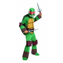 Disfraz Tortuga Ninja Original Para Niño - Rafael Raphael