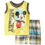 2 Piezas Disney Niños Bebés