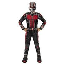 Traje De Ant-man Costume Niño De Rubie Grande
