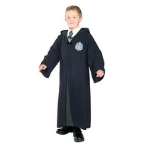 Harry Potter Deluxe Slytherin Robe Disfraces De Halloween -