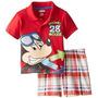 Mickey Mouse De Disney Polo Niños Bebés