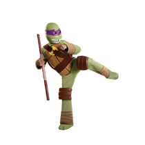 Disfraz Tortuga Ninja Donatello Talla 10/12 Años Entrega Inm
