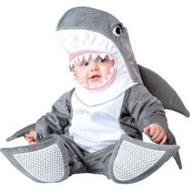 Disfraz De Tiburon Para Bebes, Envio Gratis
