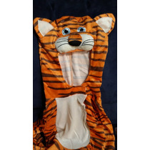 Disfraz De Tigre Talla Bebé 12 A 18 Meses Nuevo