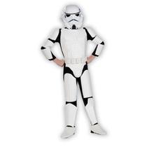 Disfraz Star Wars Stormtrooper Niño Traje De Lujo