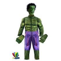 Disfraz Hulk Avengers Age Of Ultron Original Disney Store