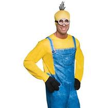 Rubie Costume Co Hombres Minion Básica Goggles