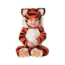 Disfraz Incharacter Para Bebe De Tigre