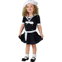 Mar Sweetie Marinero Toddler Costume