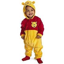 Disney Winnie The Pooh Traje De Disfraz De Bebé