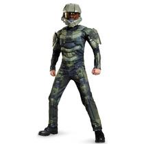 Disfraz Halo Master Chief Muscle Niño Halloween