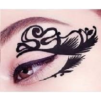 #2 Disfraces Delineador Sombras Maquillaje Fiesta Evento Maa