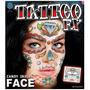 Tatuajes Temporales Disfraz Catrina Altar Tattoos Halloween