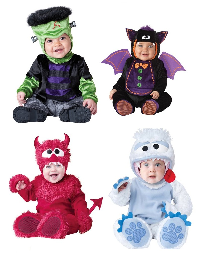 Disfraces para ni as beb s imagui - Disfraz halloween bebe 1 ano ...