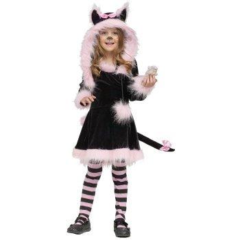 Disfraz de gato gatita para ni as envio gratis 1 700 - Disfraces de gatitas para nina ...